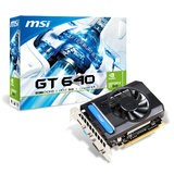 MSI GeForce GT 640 N640-2GD3 2GB