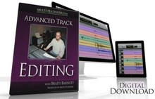 Multi-Platinum Advanced Track Editing