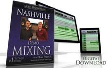 Multi-Platinum Nashville Demo Mixing Vol. 1