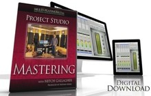 Multi-Platinum Project Studio Mastering