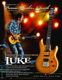 Music Man Luke BFR True Gold