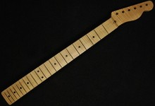 Musikraft Roasted Quartersawn Flame Maple neck