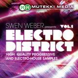 Mutekki Media SWEN WEBER / ELECTRO DISTRICT VOL.1