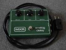 MXR M118 Analog Delay Vintage