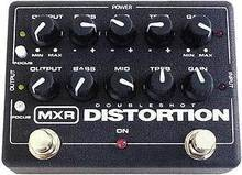 MXR M151 DoubleShot Distortion