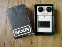 MXR M163 Sustain