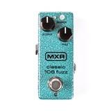 MXR M296 Classic 108 Fuzz Mini