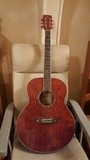 Nash Acoustic Guitar NH 50 Bubinga