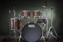 Natal Drums American Walnut