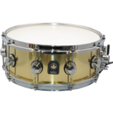 Natal Drums Brass Snare 14x5.5""