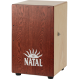 Natal Drums Cajon Large - Dark Red