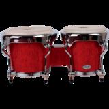 Natal Drums Fuego Bongos - Red