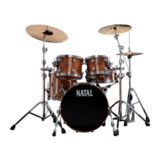 Natal Drums Fusion20 Bubinga - Natural