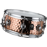"Natal Drums Hand Hammered Snare 14x5.5"" - CopperHand Hammered Snare 14x5.5"" - Copper"