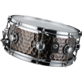 "Natal Drums Hand Hammered Snare 14x5.5"" - Old Bronze"