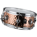 "Natal Drums Hand Hammered Snare 14x6.5"" - Copper"