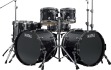 Natal Drums Maple US Fusion X - Gloss Black