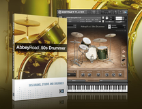 Native Instruments Abbey Road 50s Drummer