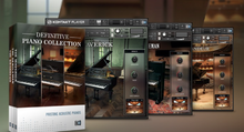 Native Instruments Definitive Piano Collection