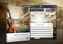 Native Instruments Emotive Strings