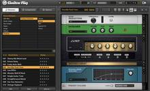 Native Instruments Guitar Rig 4 Player