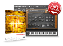 Native Instruments Kontakt 5 Player