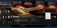 Native Instruments Session Guitarist - Electric Sunburst
