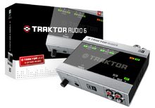 Native Instruments Traktor Audio 6