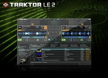 Native Instruments Traktor LE 2