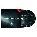 Native Instruments Traktor Scratch Control Disk