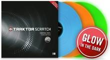 Native Instruments Traktor Scratch Control Vinyl Fluorescent Limited Edition