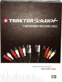 Native Instruments Traktor Scratch Multicore Cable