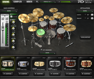 Naughty Seal Audio Perfect Drums
