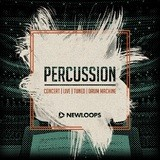 New Loops Percussion - Drum Sample Library