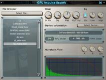 Nils Schneider GPU Impulse Reverb VST