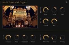 Noiiz Leeds Town Hall Organ