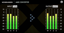 Noise Makers Ambi Converter