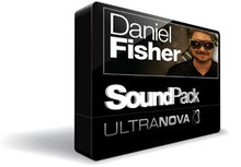 Novation Daniel Fisher UltraNova Soundpack  (Vol. 1)