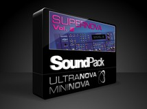 Novation Supernova Soundpack II