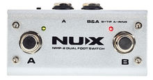 nUX NMP-2 Dual Footswitch