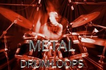 Oddgrooves The Shredder Pack – Metal Drum Loops