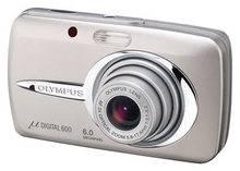 Olympus µ 600 Digital