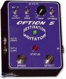 Option 5 Destination Rotation