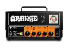Orange #4 Jim Root Terror Signature Head