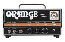 Orange Dark Terror DA15H