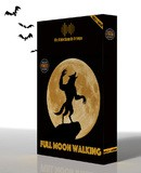 Orange Free Sounds Full Moon Walking
