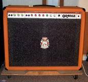 Orange Hustler 125 Reverb Twin
