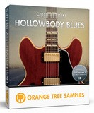 Orange Tree Samples Evolution Hollowbody Blues