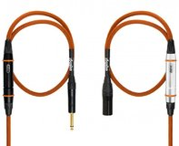 Orange Twister Cable