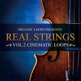 Organic Loops Real Strings Vol.2 - Cinematic Loops